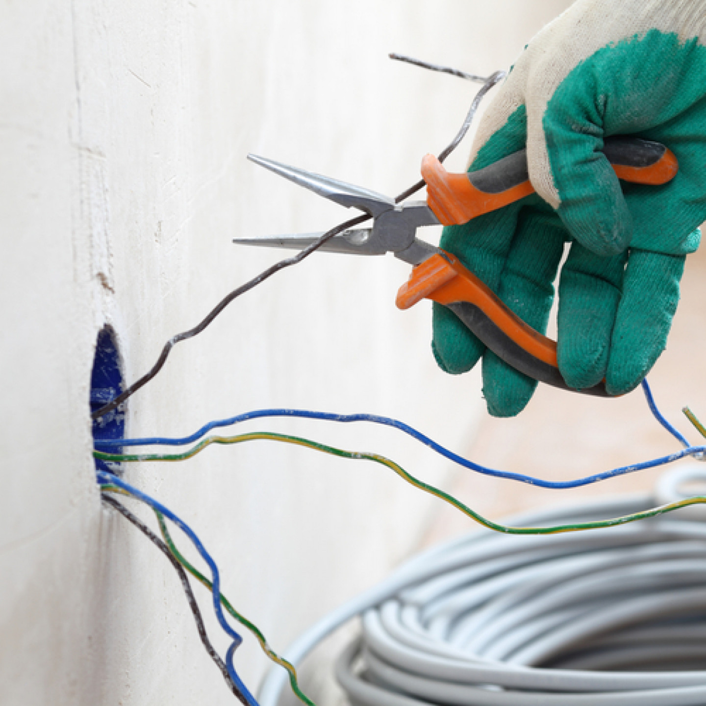 When should you get electrical installation services?